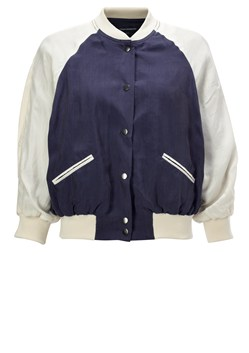 Jet Drape Baseball Jacket