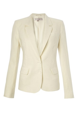 Manduka Linen Fitted Jacket