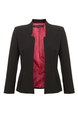 Lisa Crepe Jacket
