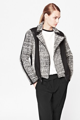 Lana Speckled Jacket