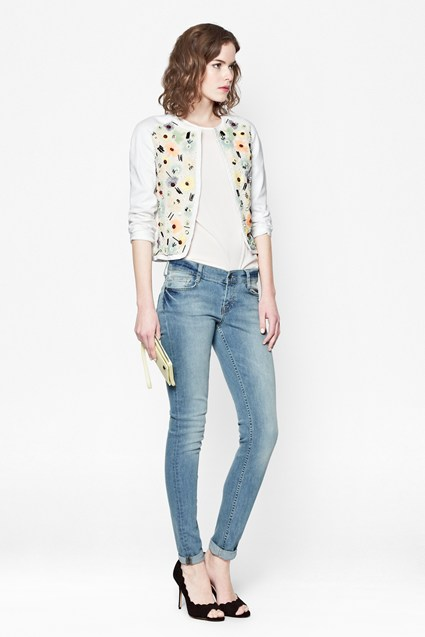 Summer Lilli Embellished Jacket