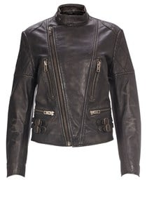 Rhonda Leather Jacket