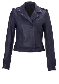 Sky Leather Jacket
