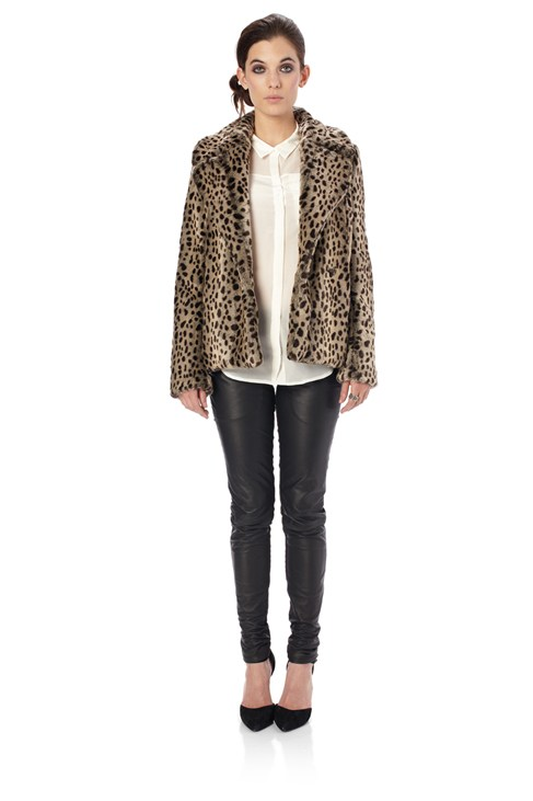 Mottled Spot Jacket
