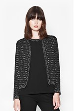 Looks Great With La Boheme Embellished Jacket