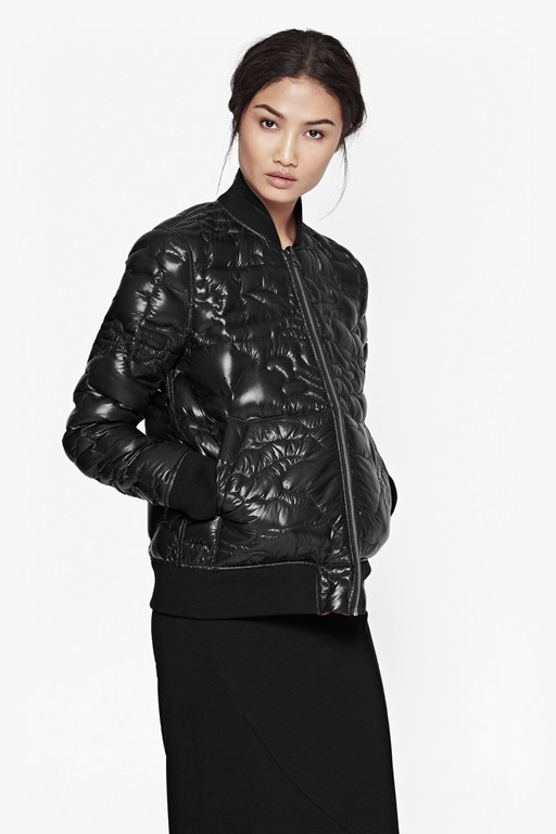 Complete the Look Riot Puffer Jacket