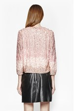 Looks Great With Sunbeamer Ombre Sequin Jacket