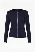 Looks Great With Nadine Stretch Peplum Jacket