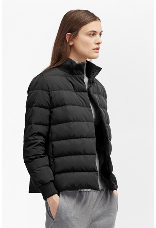 Verbier Short Puffer Jacket