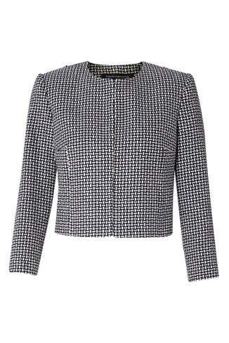 Bonser Checked Jacket
