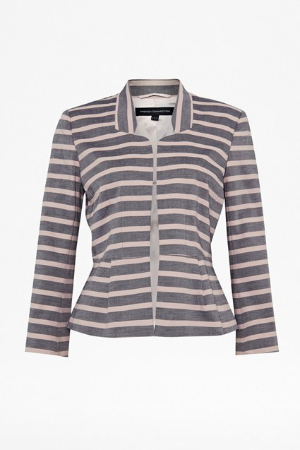 Super Stripe Tailored Jacket