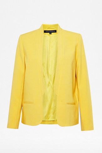 Feather Light Open Blazer Jacket