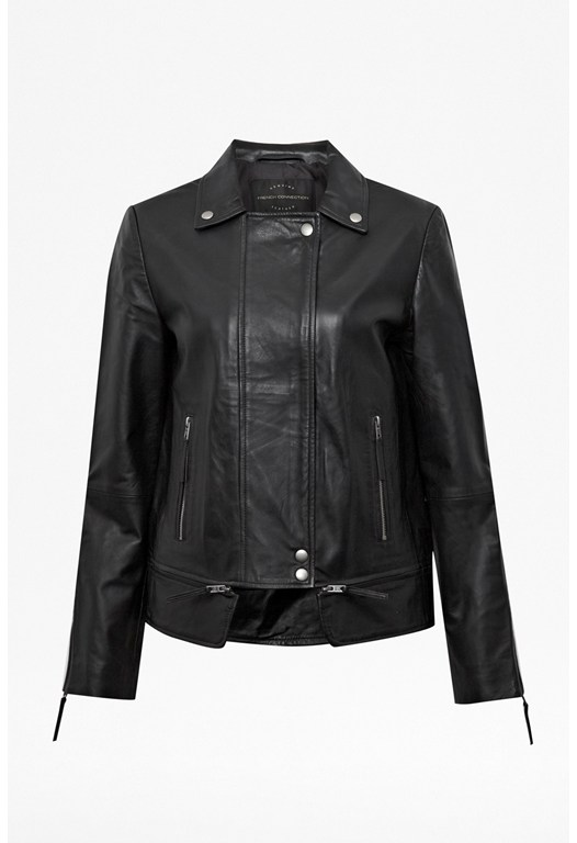 Nevada Leather Jacket