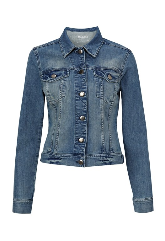 Afterglow Denim Jacket