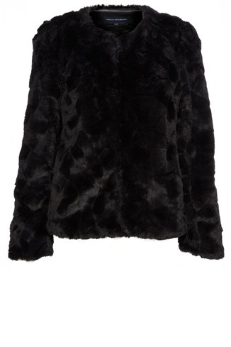Narnia Faux Fur Jacket