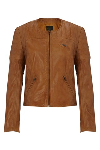 Lizzie Leather Jacket