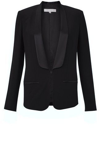 Winter Romance Tux Jacket