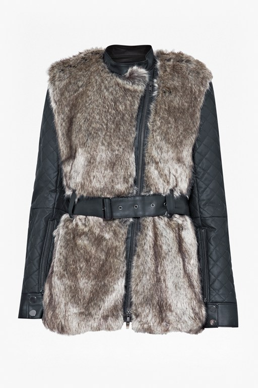 alexia furry jacket