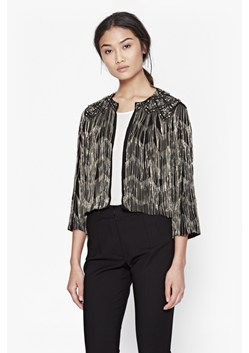 Diamond Fringe Jacket