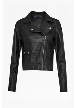 Athena Faux Leather Biker Jacket