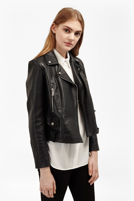 Complete the Look Lydia Leather Jacket