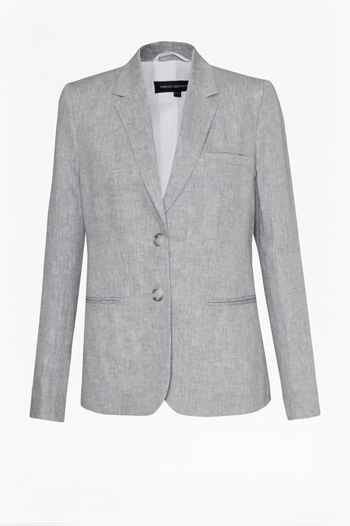 Complete the Look Summer Linen Blazer