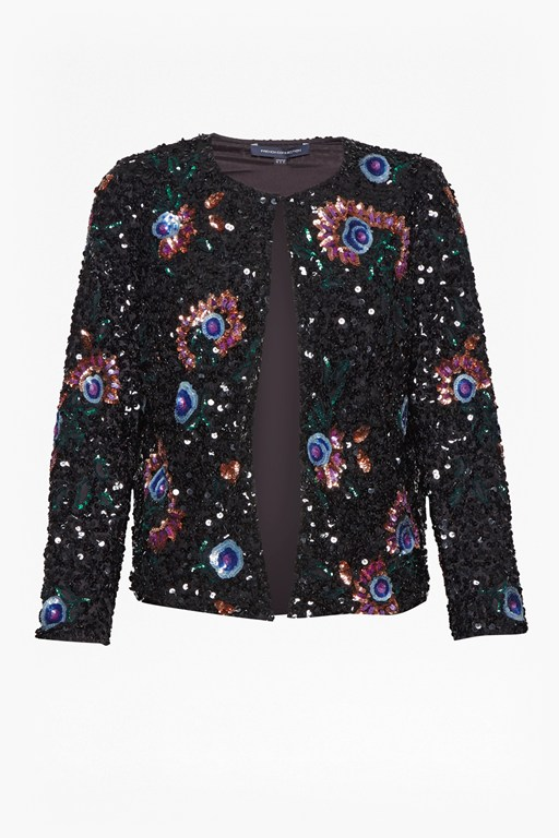 Complete the Look Valerie Sparkle Sequin Jacket