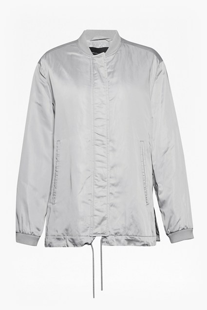 Adell Quilted Metallic Jacket