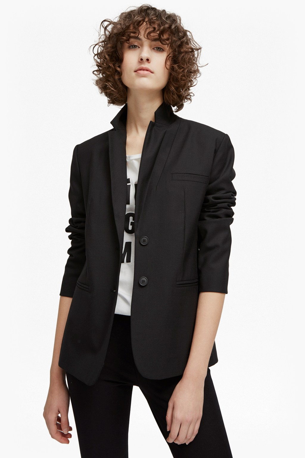 winter tallulah fitted jacket collections french connection