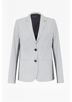 Colour Block Suiting Fitted Blazer