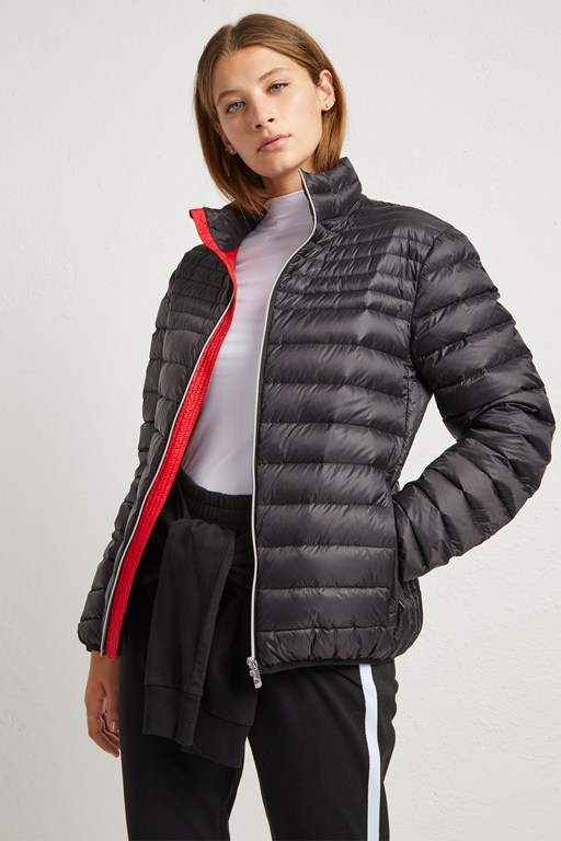 bea packable puffa jacket