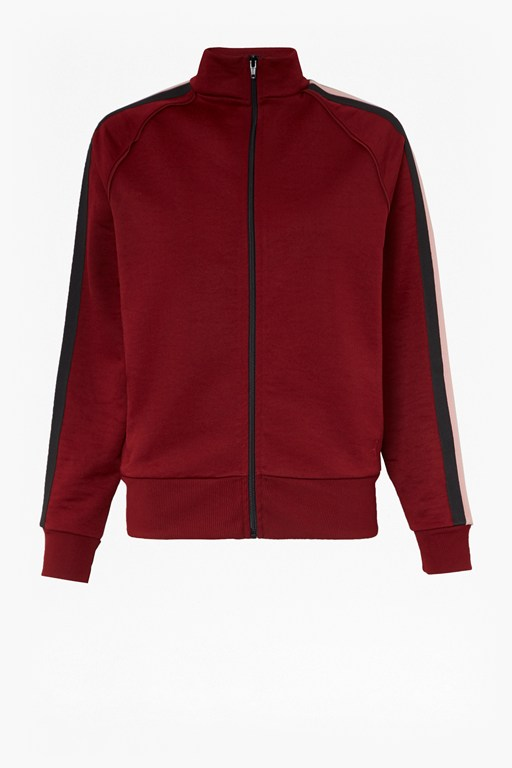 Complete the Look Yvonne Jersey Zip Up Jacket