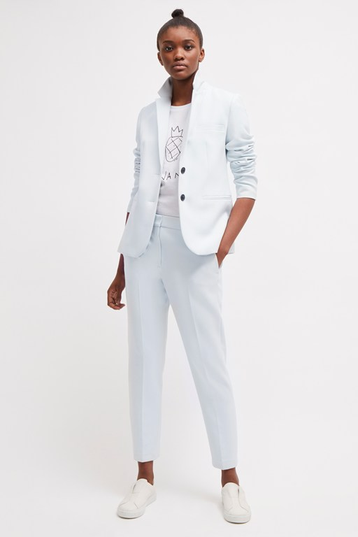 Complete the Look Sundae Suiting Pastel Suit Jacket