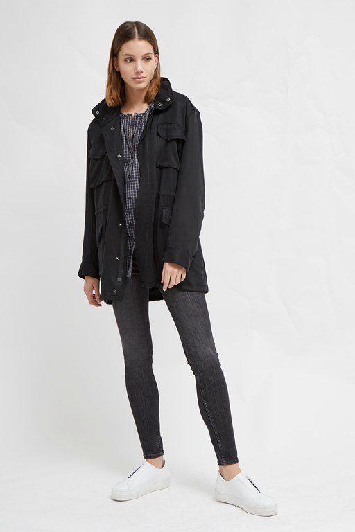 nancy kruger field jacket