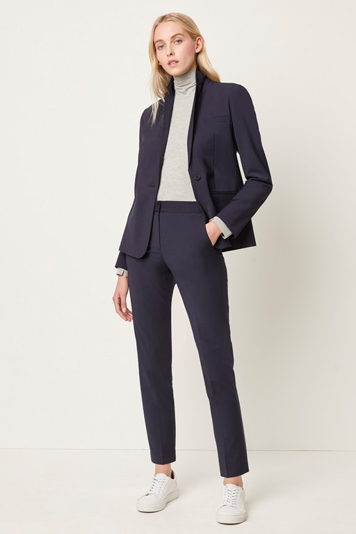 Complete the Look Camanna Suiting Fitted Blazer