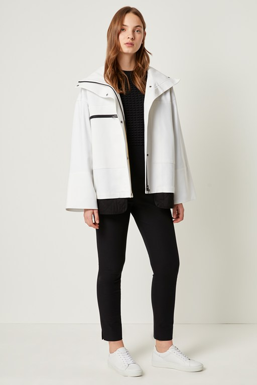 betti technical high neck jacket