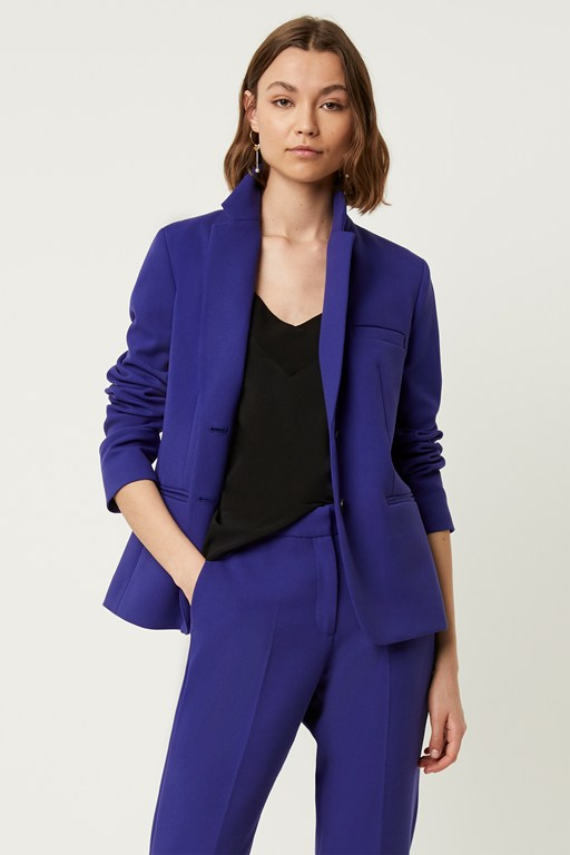 sundae suiting single breasted jacket