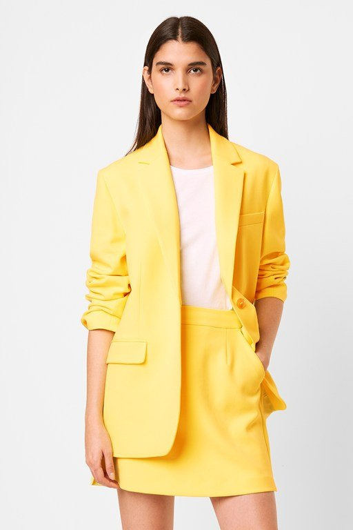 Complete the Look Adisa Sundae Neon Boyfriend Jacket