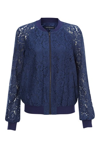 Isabella Lace Jacket