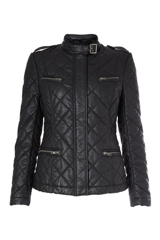 Quick Quilted Jacket