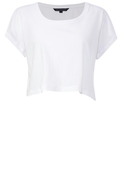 Forest Friend Cropped Tee