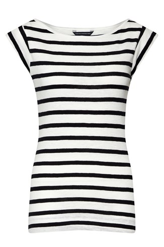 Tim Tim Striped T-Shirt