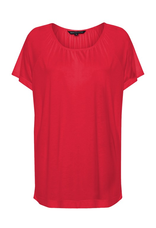 Mischa Jersey Round Neck Top