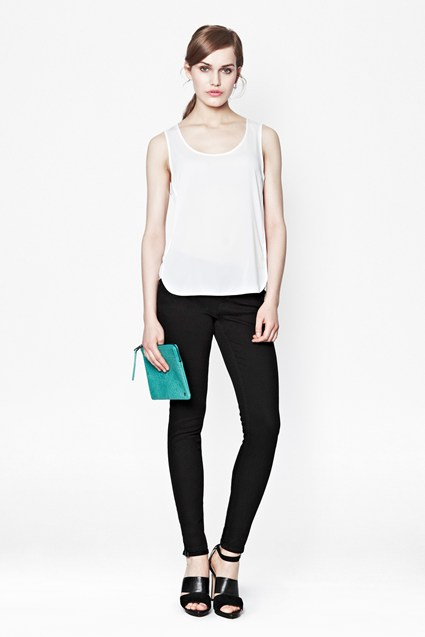 Penny Plains Scoop Neck Top