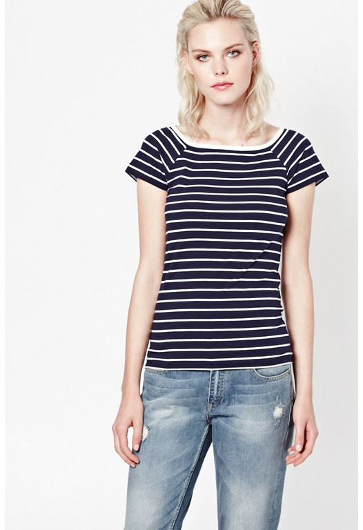 Tim Tim Striped Top