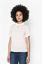 Looks Great With Polly Plains Collared Top
