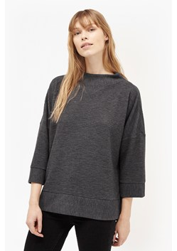 Sudan Marl Rib Oversized Top