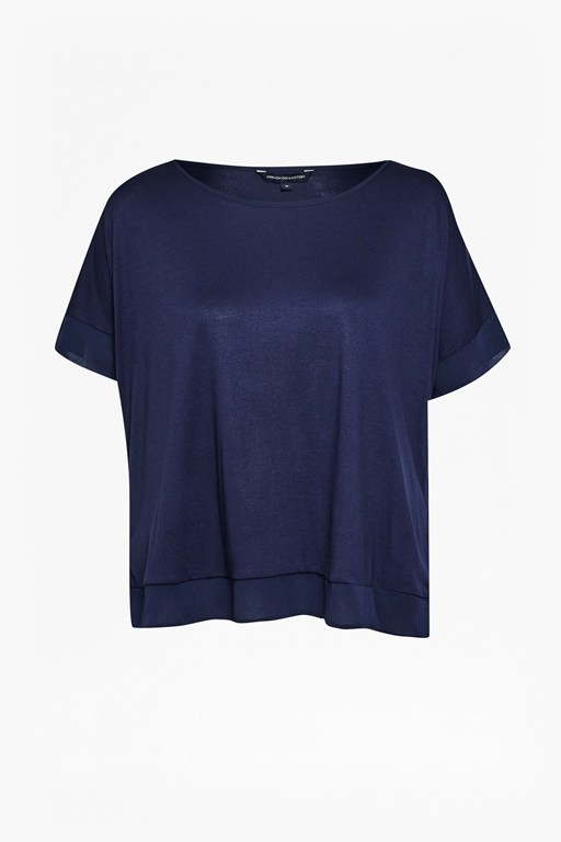 Complete the Look Plain French Top