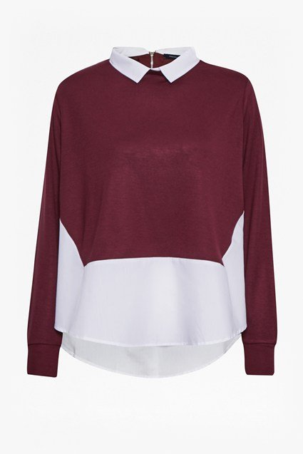 Fresh Jersey Shirt Jumper