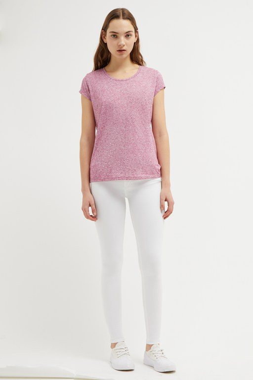 Complete the Look Hetty Marl T-Shirt